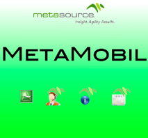 MetaMobil App Icon
