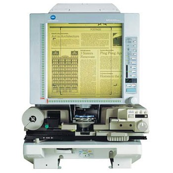Konica Minolta MS6000 MKII Micrographic Scanner