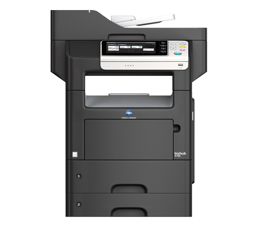 Konica Minolta Bizhub 4750 Printers and Multifunction Devices