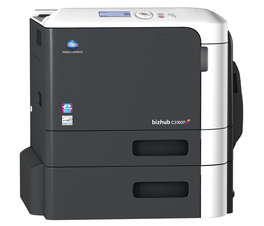 Konica Minolta Bizhub C3100P Printer